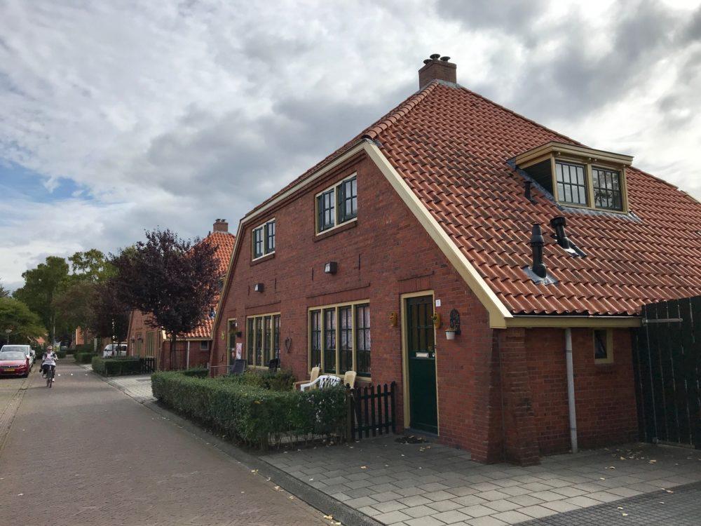 Fietsen in Groningen Oosterparkwijk