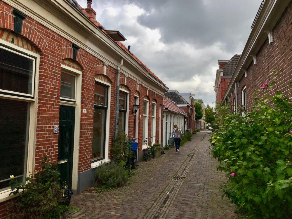 Fietsen in Groningen Oosterpoortwijk