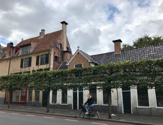 Fietsen in Groningen