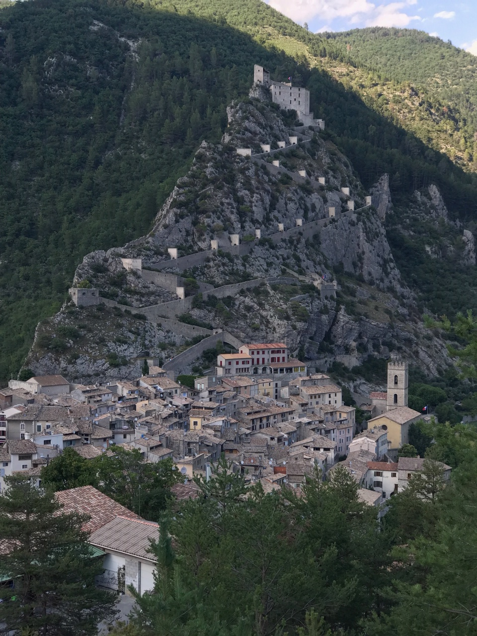 Entrevaux France