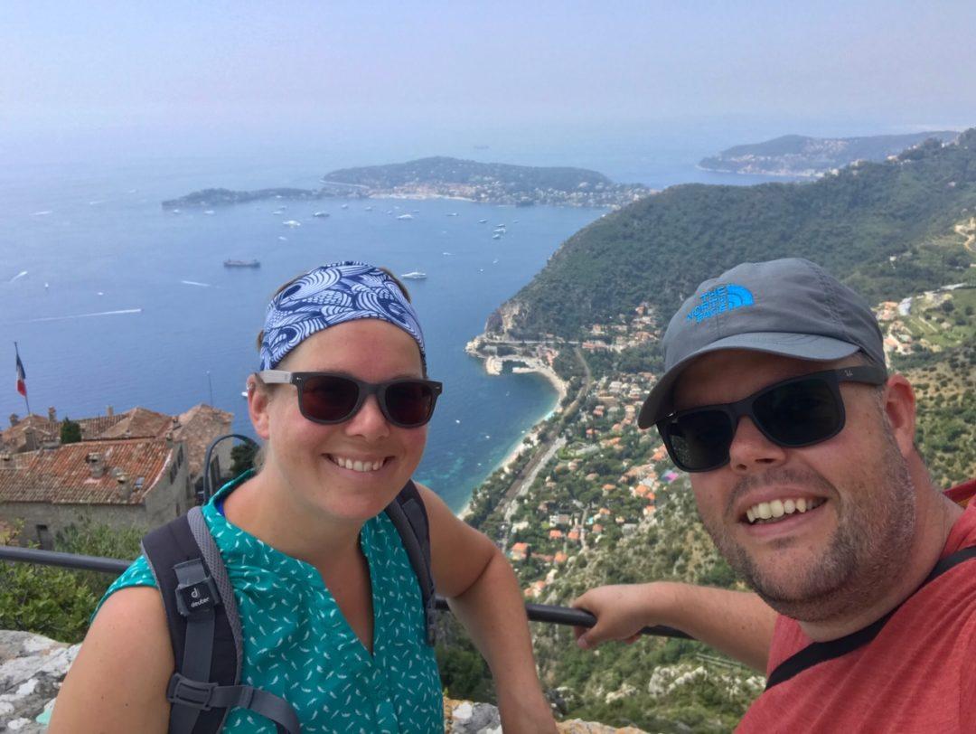 Jan en Marcella Eze France