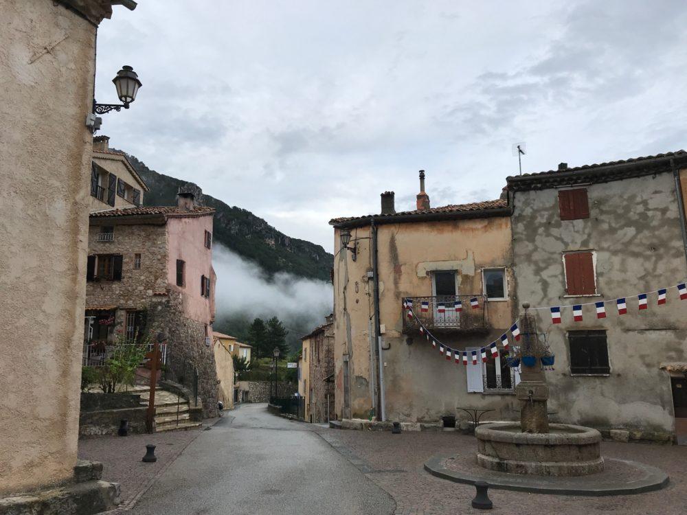 Le Mas France