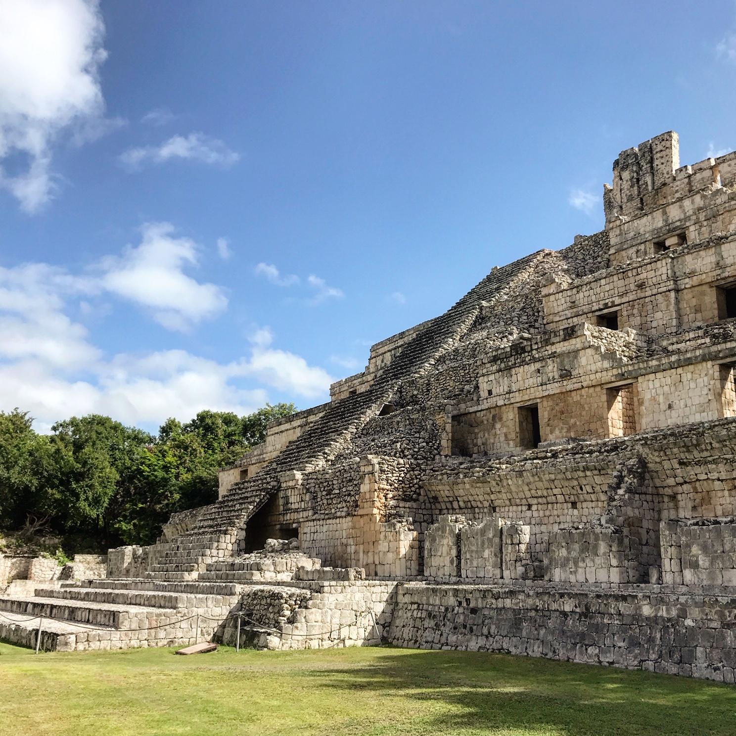 Edzna Mexico