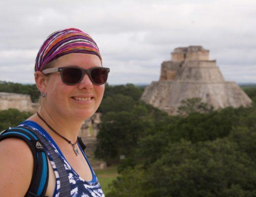 Marcella Uxmal Mexico