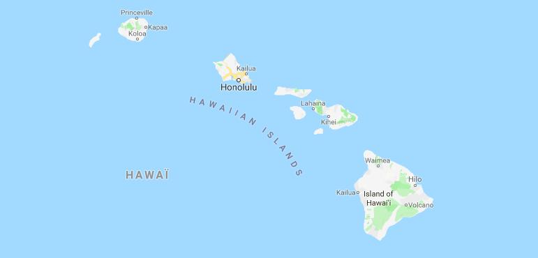 Hawaii America