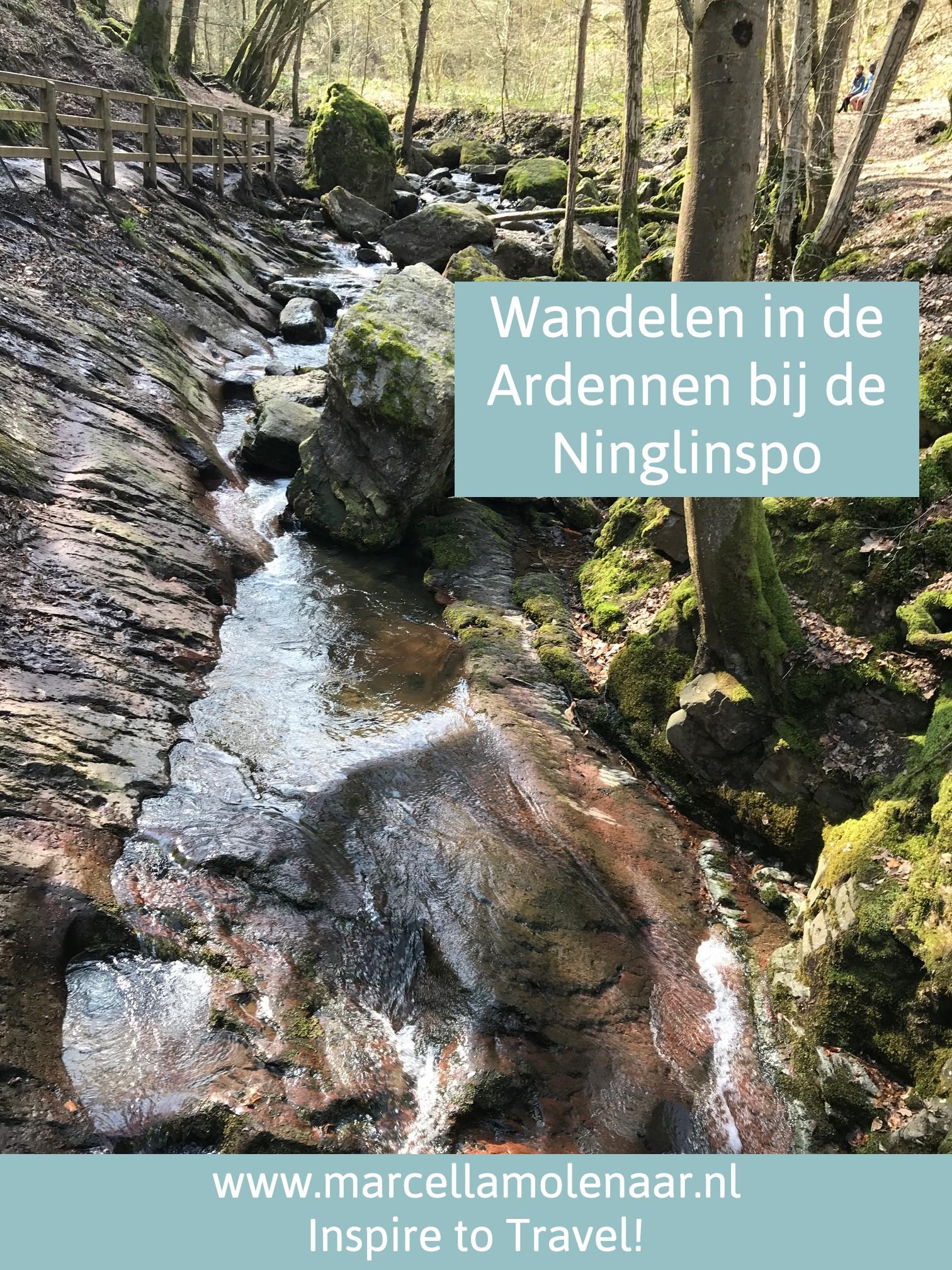 Ninglinspo Ardennes Belgium