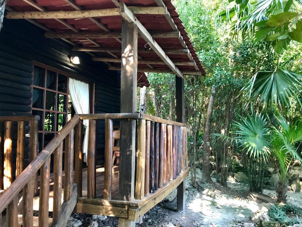 Hotel de Cabañas Ecologicas El Chital Mexico
