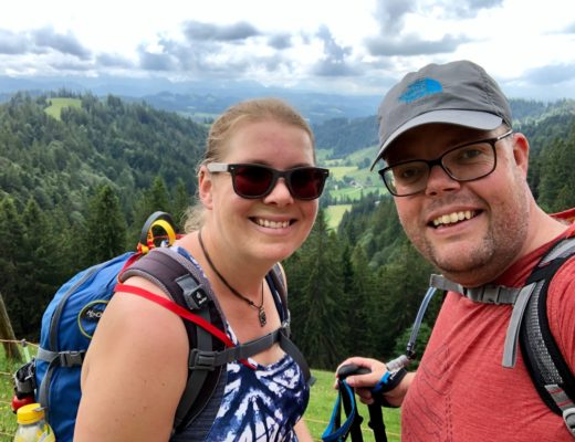 Jan en Marcella Switzerland
