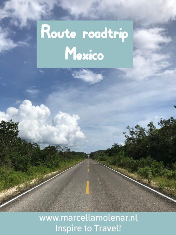 Roadtrip Mexico