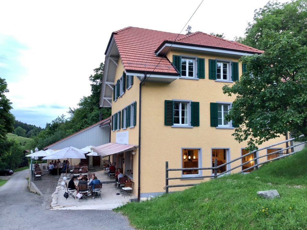 Genussgasthaus Tiefmatt Switzerland