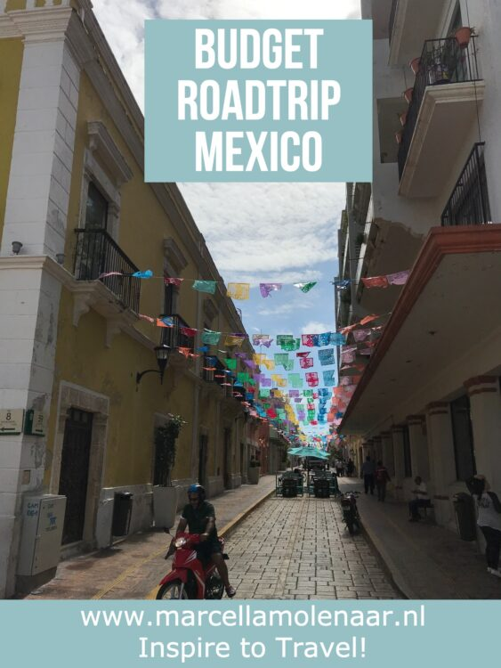 Budget roadtrip Mexico