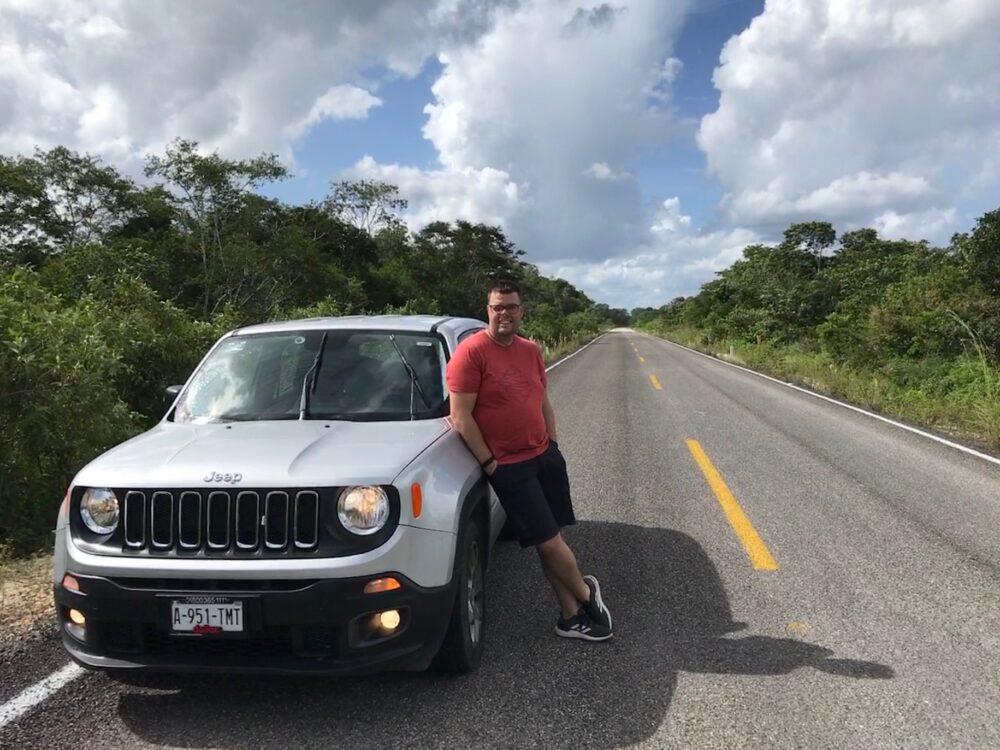Huurauto Mexico