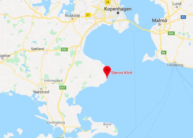 Stevns Klint Denmark