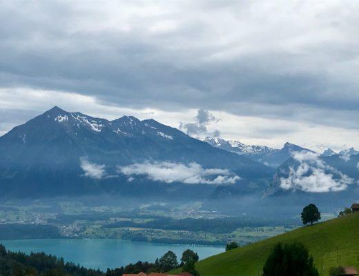 Thunersee Switzerland