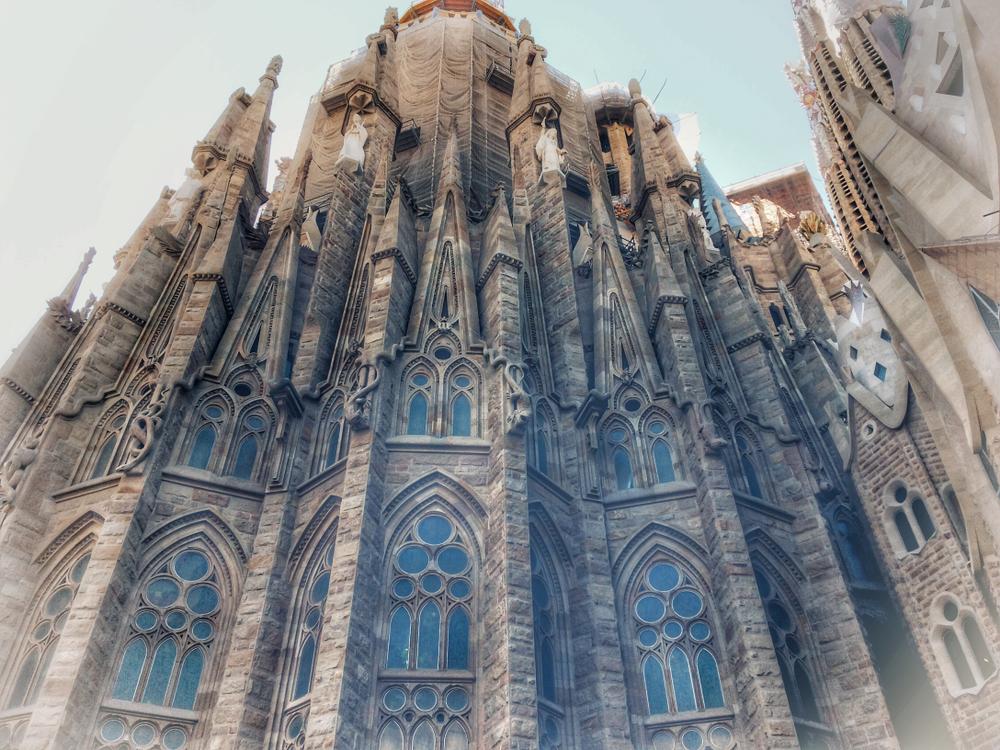 shutterstock_Sagrada Familia Barcelona