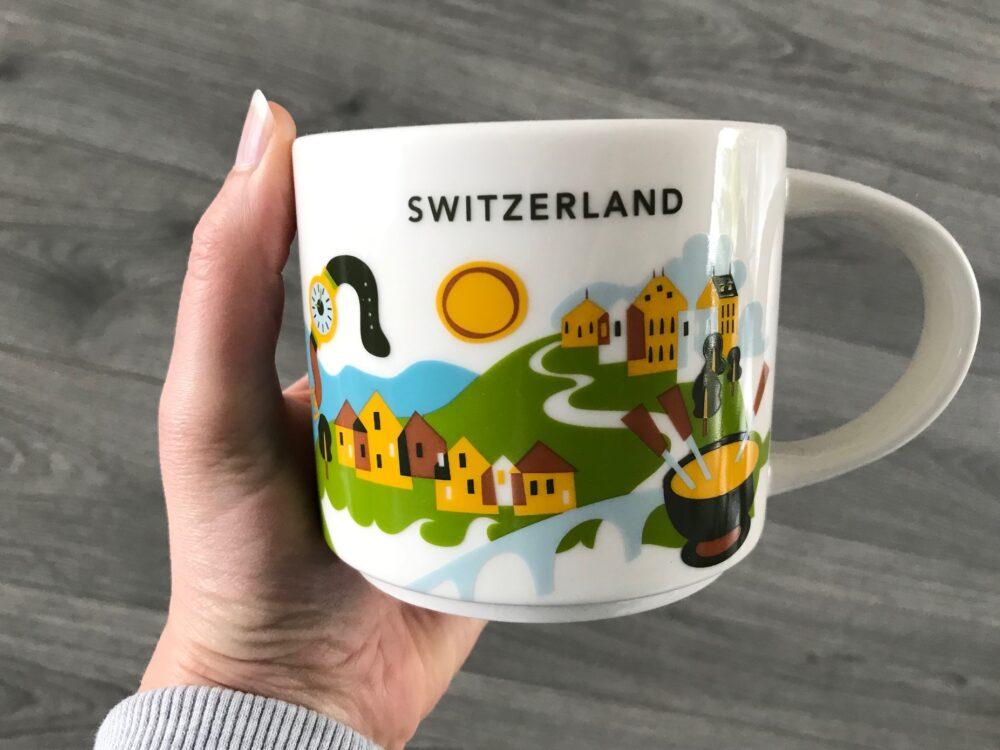 Mug Switzerland