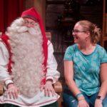 Santa Claus Rovaniemi Finland