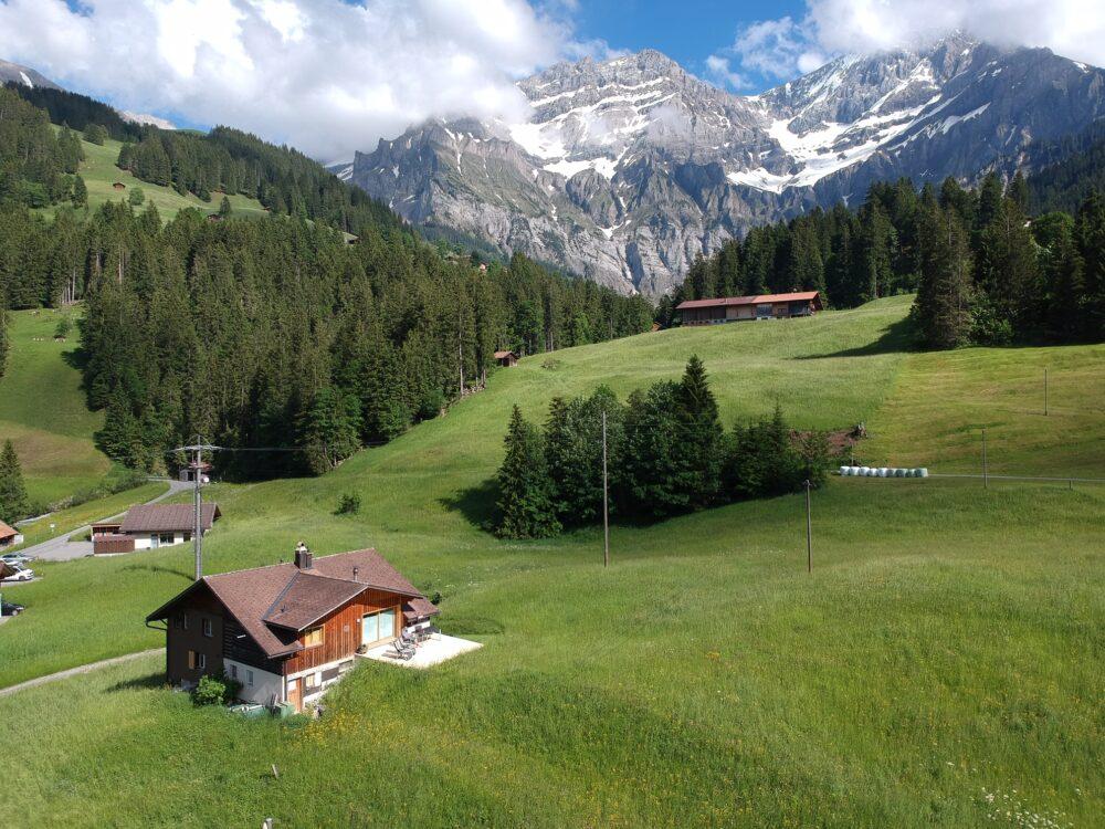 Vakantiewoning Adelboden Zwitserland
