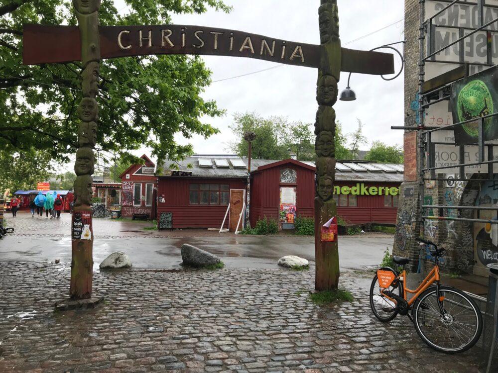 Christiana Copenhagen Denmark