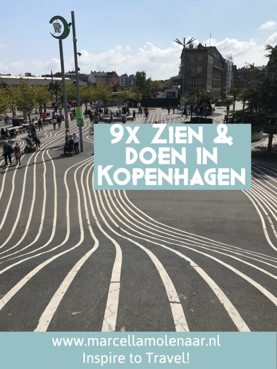 Superkilen Copenhagen Denmark