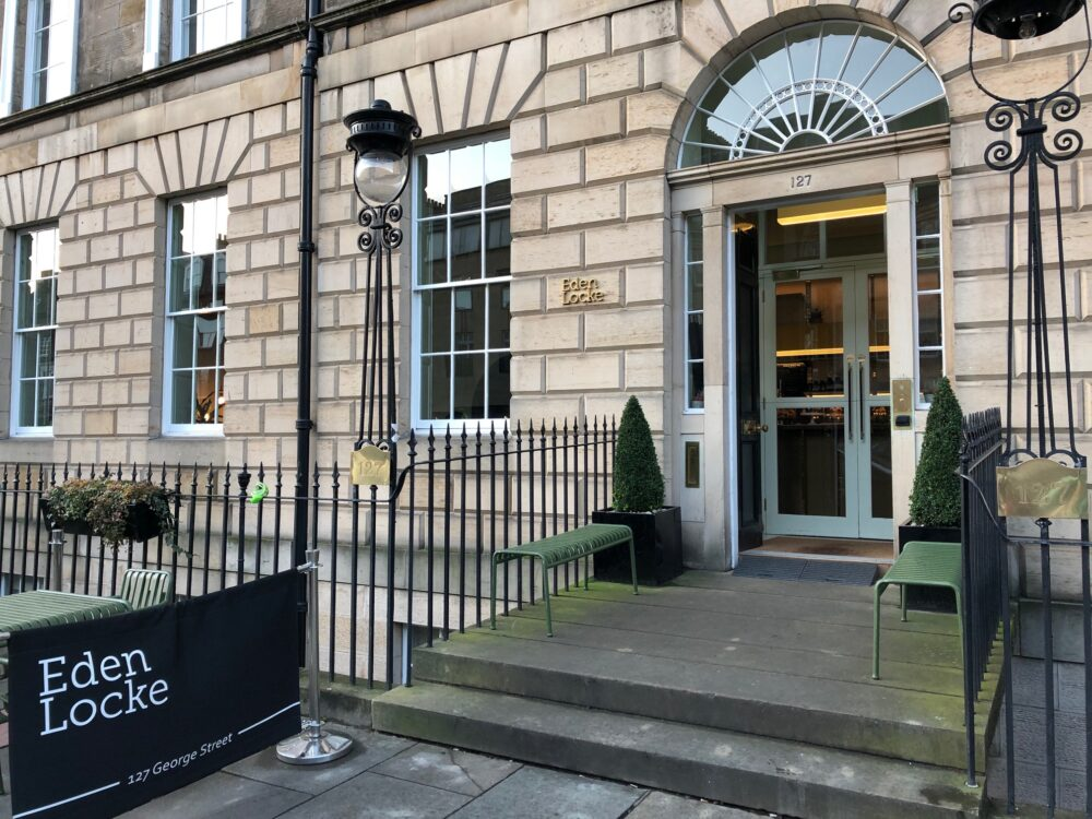 Hotel Eden Locke Edinburgh Scotland