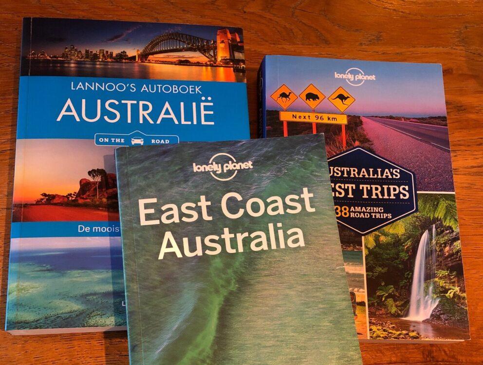 Reisboeken Australië
