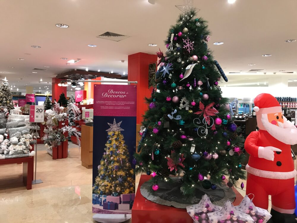 Kerst in Mexico