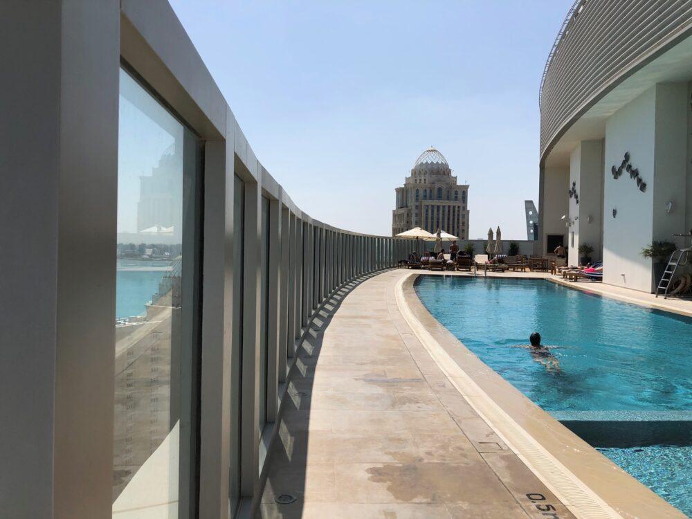 The Curve Hotel Doha