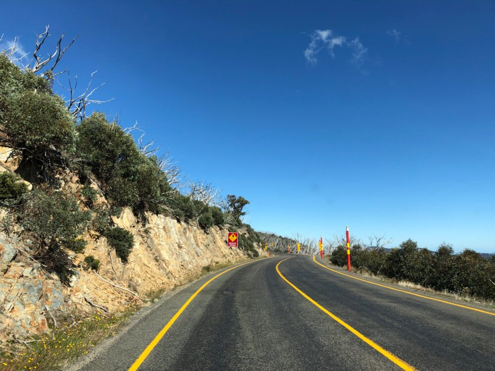 Alpine Road Australia