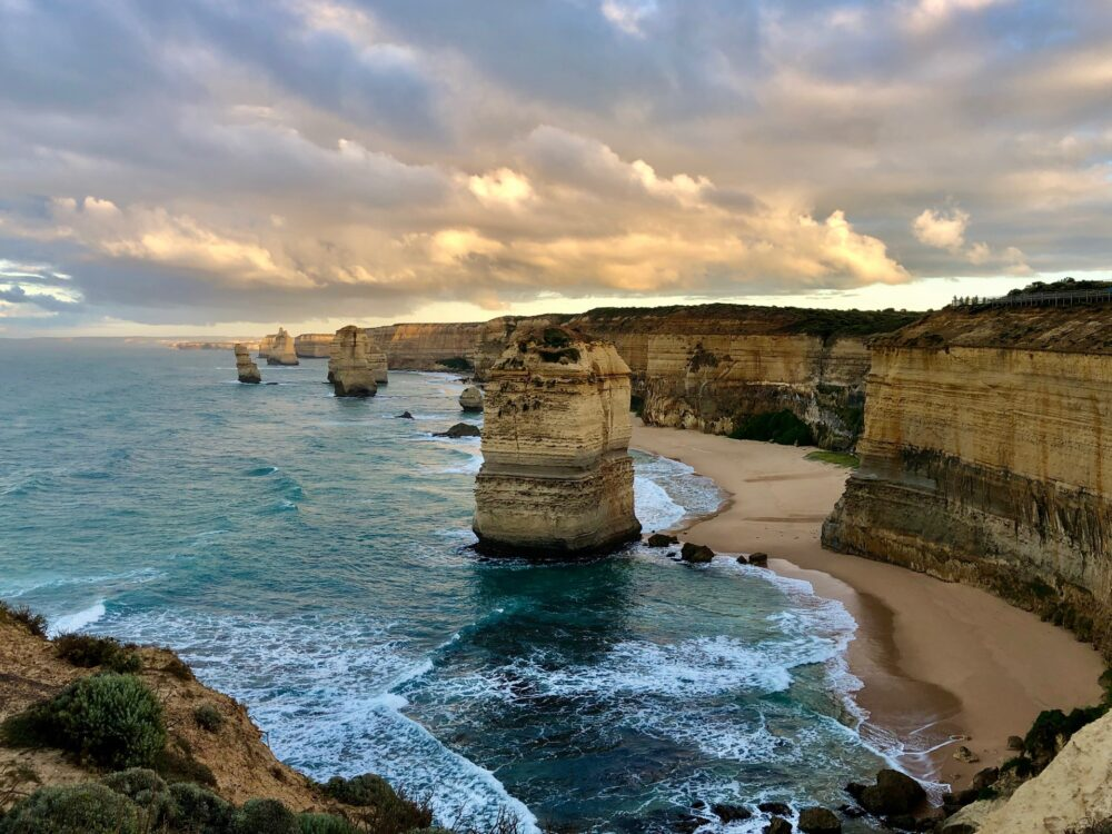Great Ocean Road, 12 Apostels, Australia