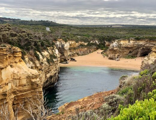 Great Ocean Road, Loch Ard Gorge, Australia