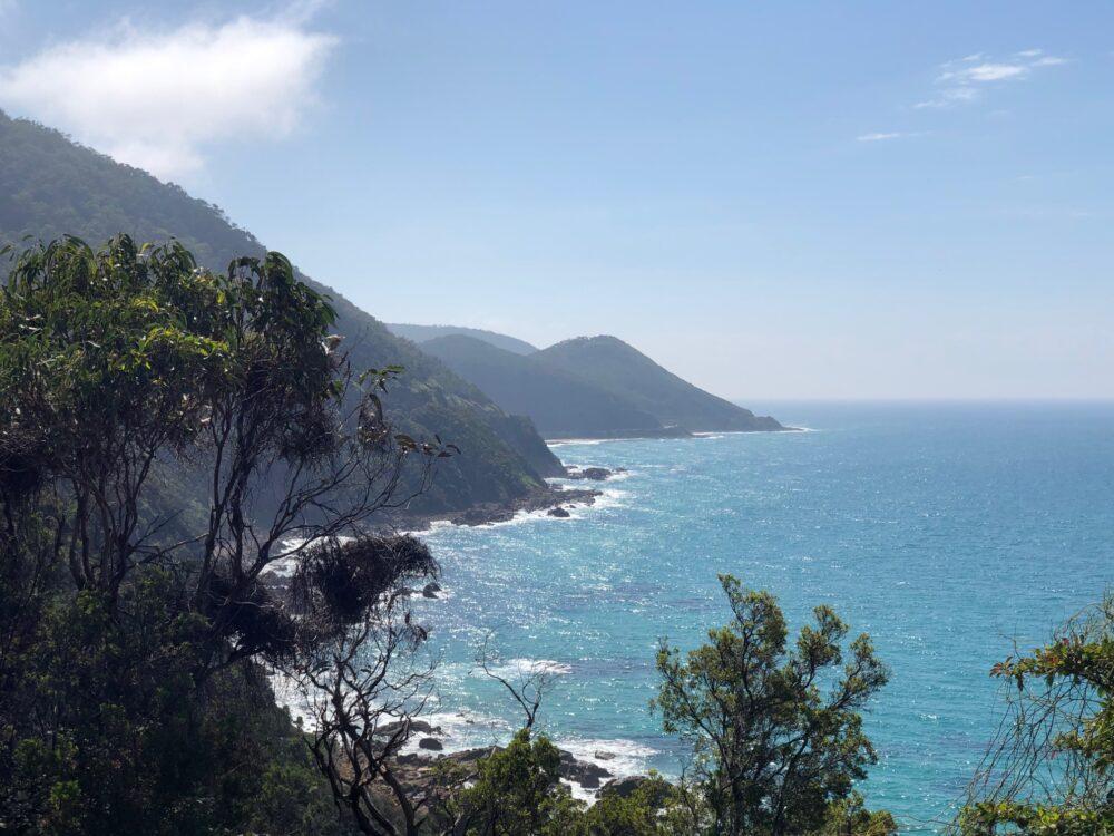 Great Ocean Road coast Australia