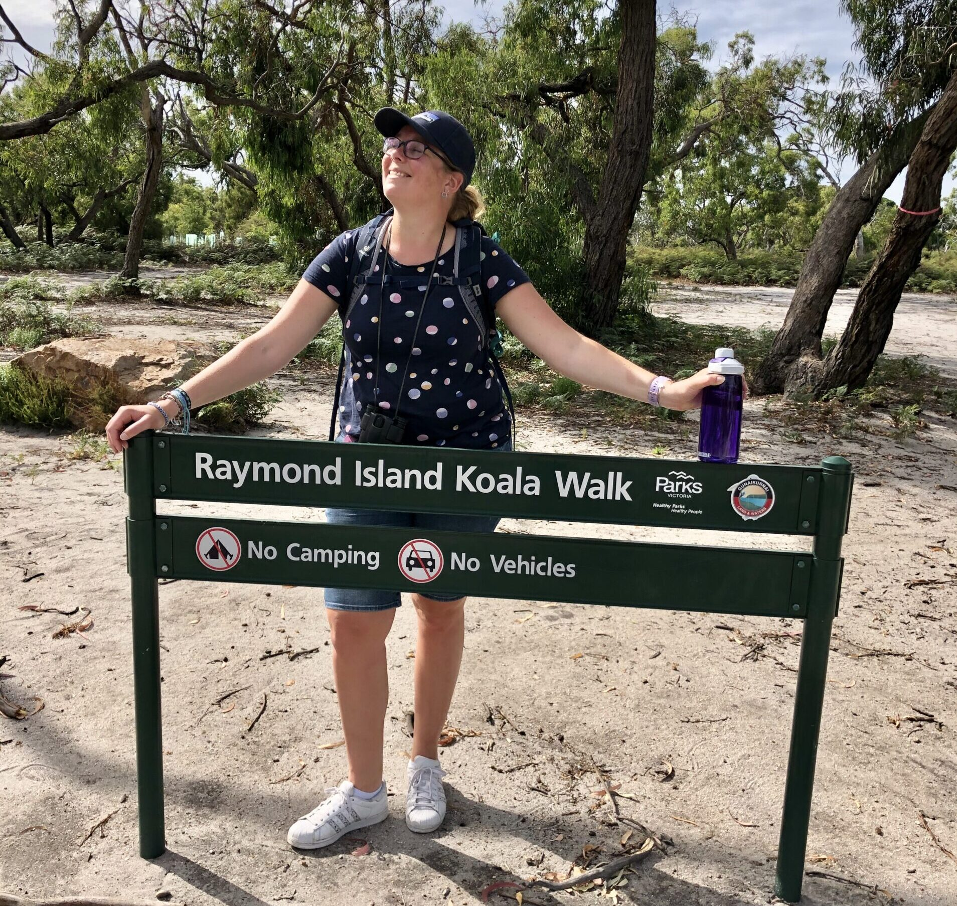 Marcella Raymond Island Australia
