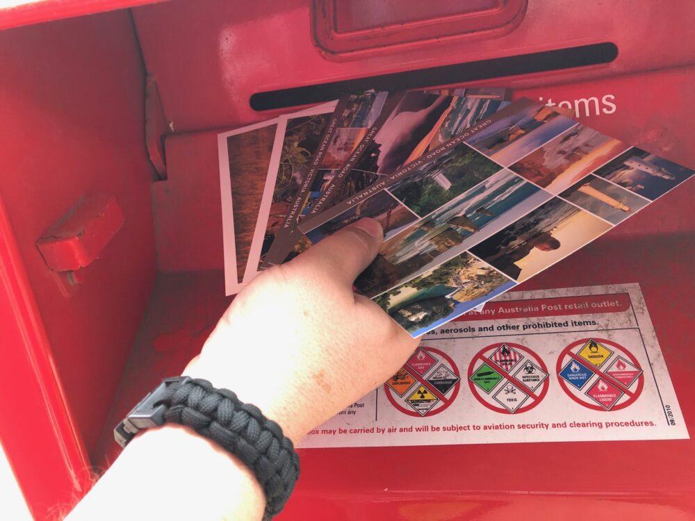 Postcards Australia