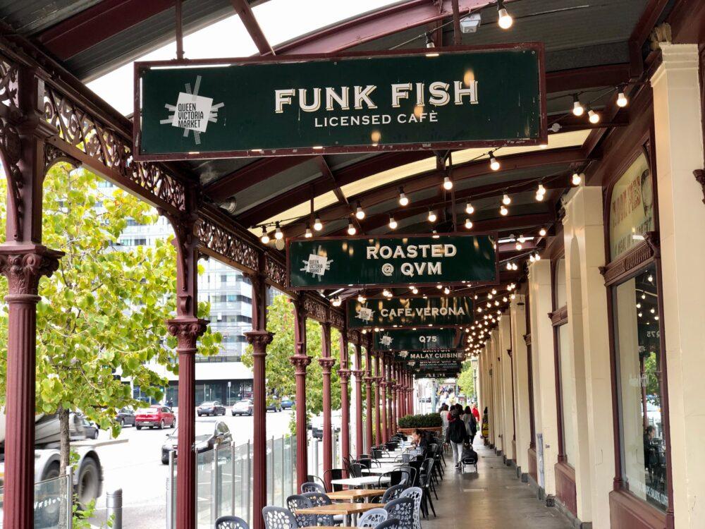 Victoria Markets Melbourne Australia