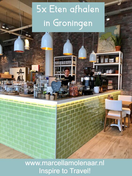 Barista Cafe Groningen