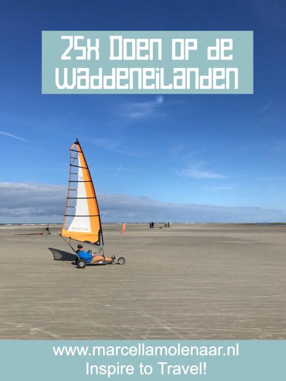 Blokarten Schiermonnikoog