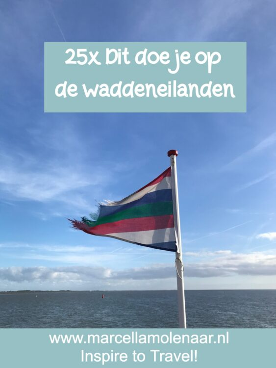 Waddeneilanen Holland