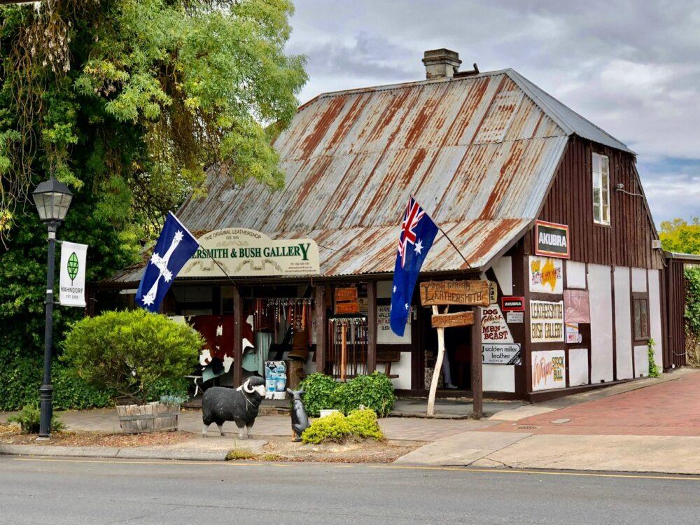Hahndorf Adelaide Hills Australia