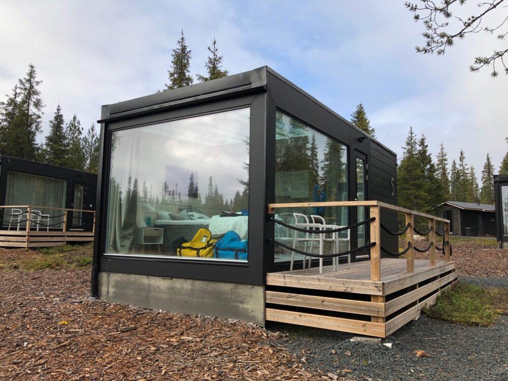Iisakki Glass Village Finland