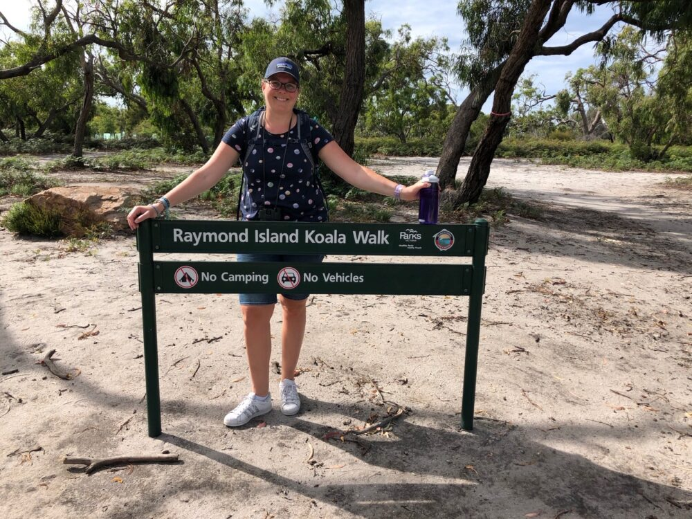 Marcella Raymond Island Australia2