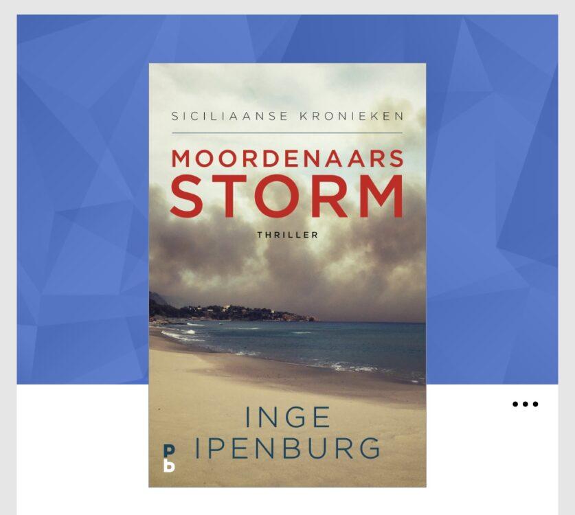 Moordernaarsstorm Inge Ipenburg