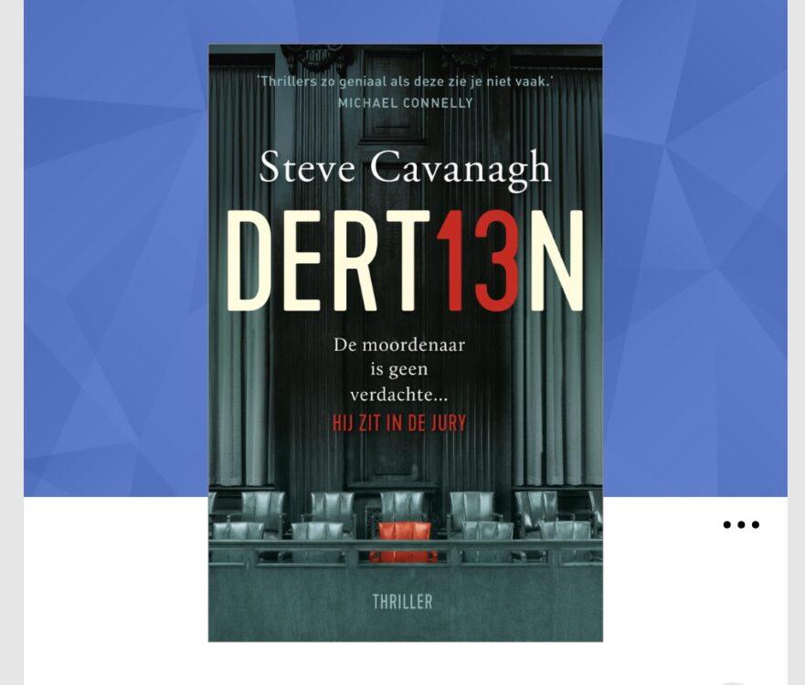 Dertien Steve Cavanagh