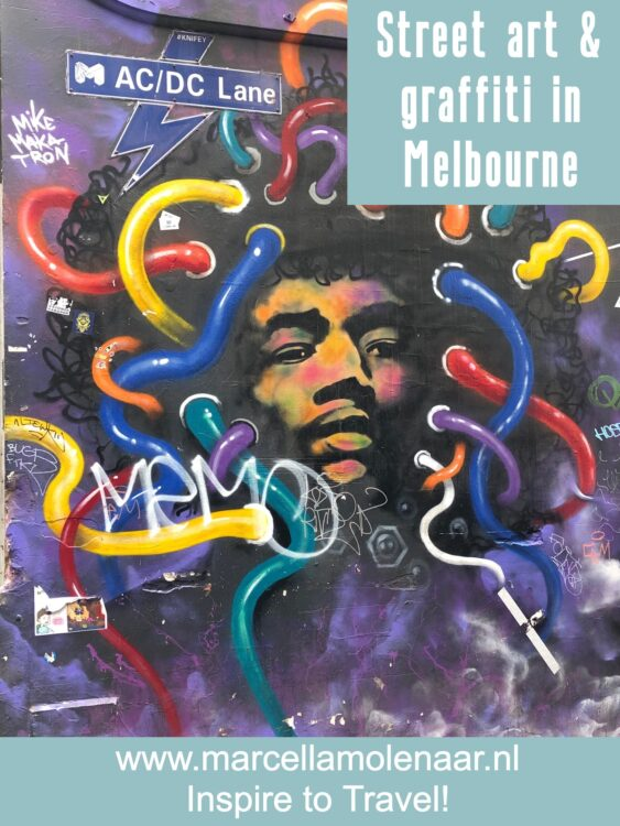 Melbourne streetart Australia