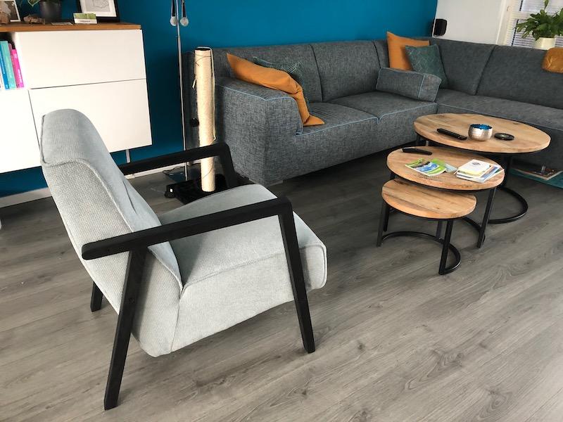 Nieuwe stoel