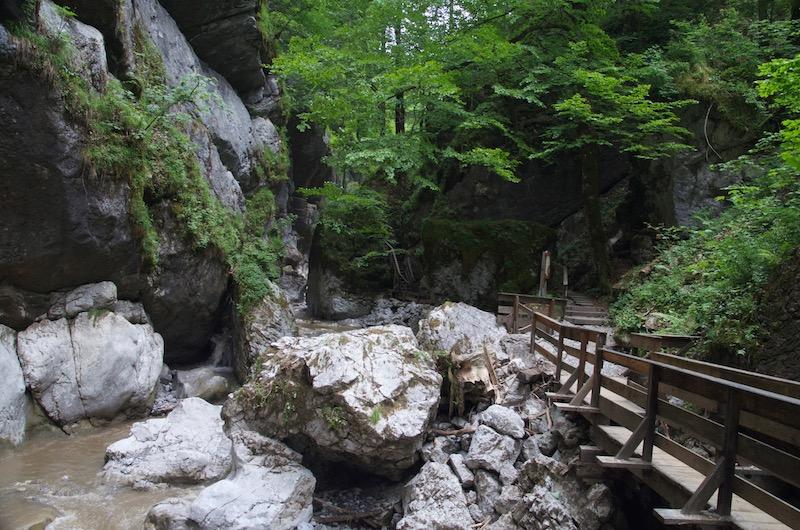 Kloven in Oostenrijk