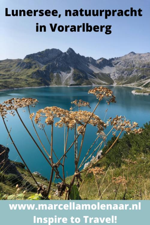 Lunersee Vorarlberg Austria
