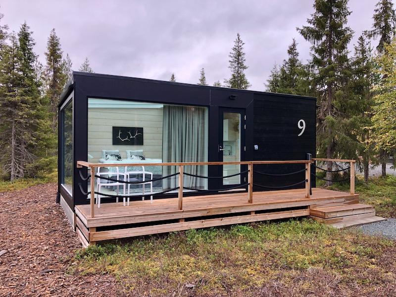 Isakki Glass Village Finland
