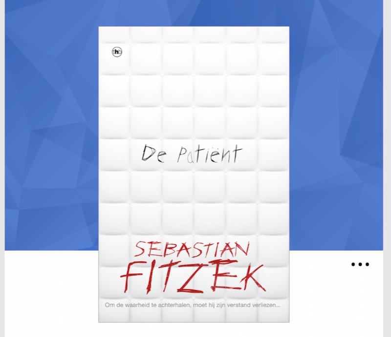 De patiënt Sebastian Fitzek