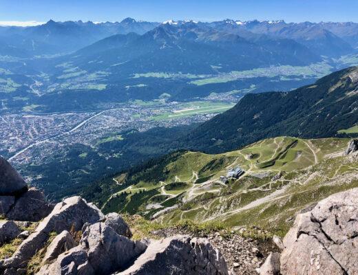 Hafelekarspitze Austria